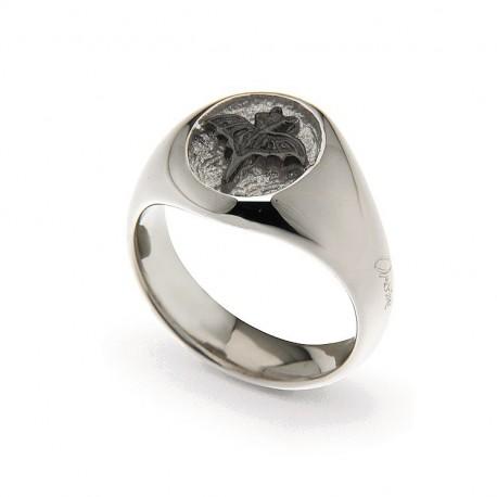 Men's Ring in Silver 925