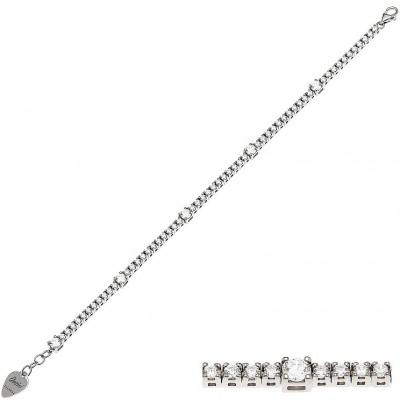 Bracelet in Silver 925, 18 cm Long