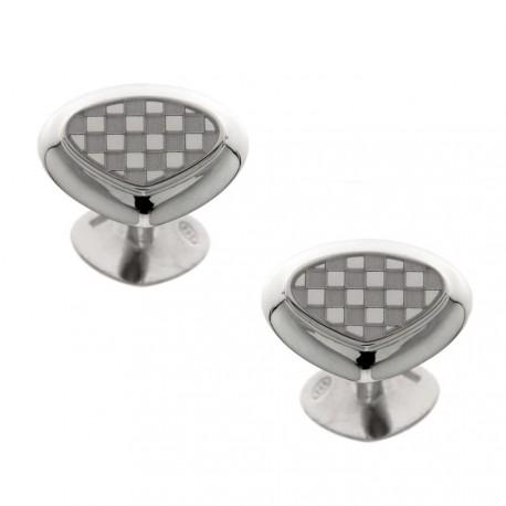 Cufflinks in Silver 925